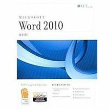Word 2010: Basic + Certblaster by Axzo Press (2011, Paperback, Student Edition)