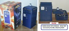 Dr Doctor Who TARDIS DESK TOP STORAGE by Next 34cm Tall Approx. BRAND NEW IN BOX