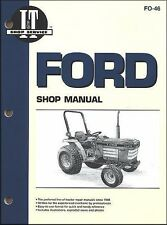 Ford New Holland 1720 1920 2120 Tractor Service Repair Work shop Manual I&T