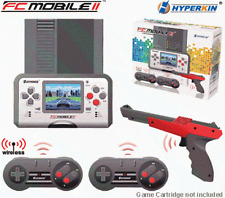 Nes FC Mobile II/nes handheld (pal + 2 Wireless pad + lightgun blanco (Hyperkin