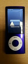 Apple iPod nano 5th Generation Purple (16GB)