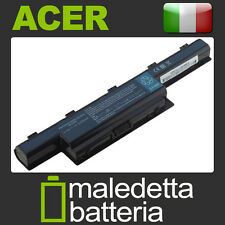 Batteria 10.8-11.1V 5200mAh EQUIVALENTE Emachines AS10D71 AS10D73 AS10D75