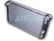 THE BEST 1984 - 1989 Corvette C4 HD Aluminum Radiator Auto - NO 3 ROW JUNK