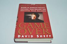 Game Over David Sheff History of Nintendo 3B-B