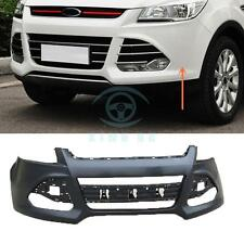 Front Bumper assembly replace No paint for Ford Escape/Kuga 2013-2016