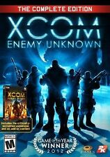 XCOM: Enemy Unknown -- The Complete Edition (PC, 2014)
