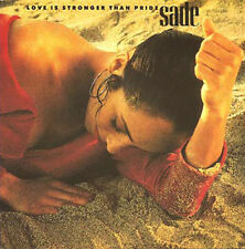 """SADE - Love Is Stronger Than Pride 7"""" 45"""