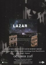 David Bowie - Lazarus - A4 Photo Print