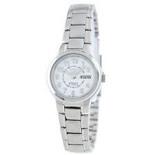 Seiko 5 Automatic Stainless Steel Ladies Watch SYME49K1