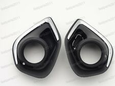 Replacement Front Fog Light lamp Bezel Covers For Mitsubishi ASX 2016