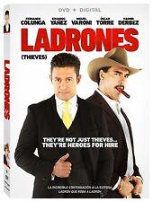 Ladrones by Fernando Colunga [ PG-13-DVD] BRAND NEW  [TRAILER INSIDE] BAM
