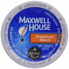 "Maxwell House - ""Breakfast Blend Coffee"" - 108 Count - Keurig K-Cups"