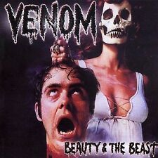VENOM - BEAUTY AND THE BEAST CD  RARE COVER