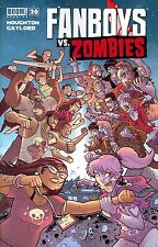 Fanboys vs Zombies #20 (NM) `13 Houghton/ Gaylord