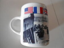 D-Day Overlord MUG WW II US Army GB Canada France 6/06/1944 2GM WWII 2WK