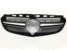 Mercedes W212 E Class Sport AMG E63 Style grill grille Black 2013 Models onwards
