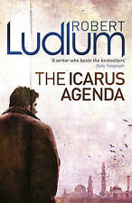 The Icarus Agenda by Robert Ludlum (Paperback) New Book