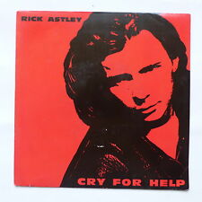 RICK ASTLEY Cry for help pb 44247