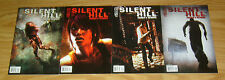 Silent Hill: Sinner's Reward #1-4 VF/NM complete series 2008 IDW based on game