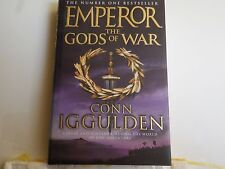 Iggulden, Conn - The Gods of War - Signed - First Edition