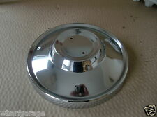 JAGUAR DAIMLER CHROME HUB CAP XJ6 XJ12 SER2 & V12 SERIES 3 E-TYPE C30283 SECONDS