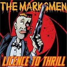 Licence To Thrill New CD