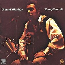 Kenny Burrell-Round Midnight [european Import] CD NEW