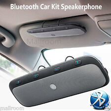 Roadster Pro Bluetooth Car Kit Speaker Sun Visor Handsfree Speakerphone Musik DE