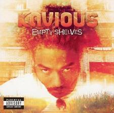 Empty Shelves [PA] by Kavious (CD) NEW AND FACTORY SEALED!