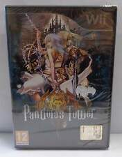 Console Game Gioco NINTENDO WII Play PAL ITALIANO - PANDORA'S TOWER - RPG ITA -