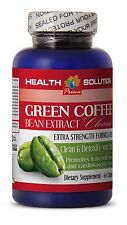 Green coffee bean extract powder GREEN COFFEE CLEANS weight loss pills for men 1