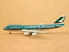 "Cathay Pacific B747-200 ""The Spirit of Hong Kong"" 1:400"