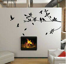 Home Decor Wall Sticker Removable Mural Decal Vinyl Tree Living Room Paper VF-A