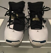 Authentic Nike Air Jordan 17 XVII Original OG White College Blue Black 2002 10