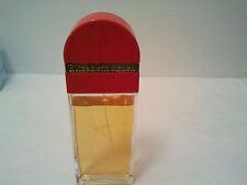 Elizabeth Arden Red Door 100ml EDT Spray Used  Fragrance Old Formulation Rare
