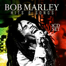 CD Bob Marley Hits and Songs  3CDs