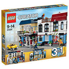 Lego Creator Bike Shop and Cafe 31026