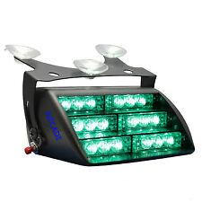 18LED Car Light Flash Warning Strobe Dash Emergency Lamp 3 Flashing Modes 12V