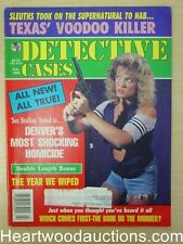 """""""Detective Cases"""" February 1995 Bad Girl Cover"""