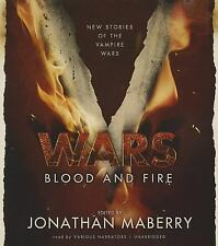 NEW V Wars: Blood and Fire: A Chronicle of the Vampire Wars by Jonathan Maberry