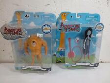 2012 ADVENTURE TIME lot MARCELINE & FINN IN JAKE SUIT action figures Jazwares