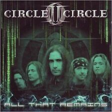 CIRCLE II CIRCLE - All That Remains CDS