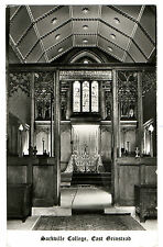 Sackville College,East Grinstead (M.Powell-Real Photograph)