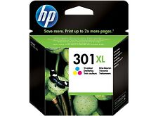 Genuine HP 301XL Ink Cartridge Colour for HP Envy 4500 4502 4504 e-All-in-One