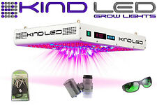 Kind LED Grow Lights K5 XL750 w FREE Ratchet Hangers, Method Sevens & Microscope