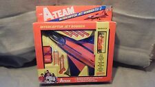 A-Team Interceptor Jet Bomber Murdock Action Figure George Peppard Vintage Toy