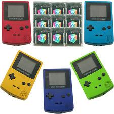 Nintendo Game Boy Color TOP Zustand mit 9 Gratisspiele freie Farbwahl
