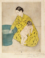 Mary Cassatt Reproductions: The Bath - Fine Art Print