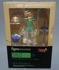 Figma The Legend of Zelda A Link Between Worlds Good Smile (TRACKING INCLUDED)