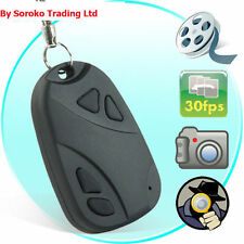 Car Key Chain Mini DV 808 720 x 480  Hidden Camera Digital Video Recorder Card